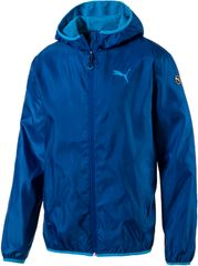 Puma ESS Solid Windbreaker M Blue