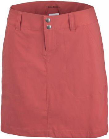 COLUMBIA Saturday Trail Skort Coral 6