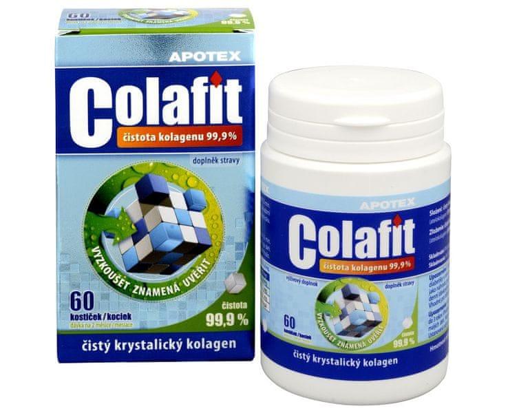 APOTEX Colafit (čistý kolagen) 60 kostiček