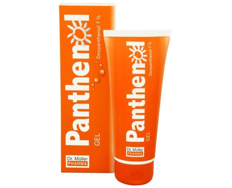 Dr. Müller Panthenol gel 100 ml
