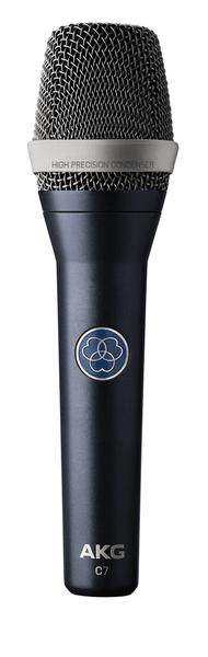 AKG C7 Kondenzátorový zpěvový mikrofon