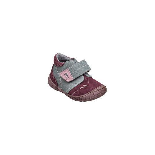 SANTÉ Zdravotní obuv dětská N/661/401/19/77/56 šedo-růžová (Velikost vel. 20)