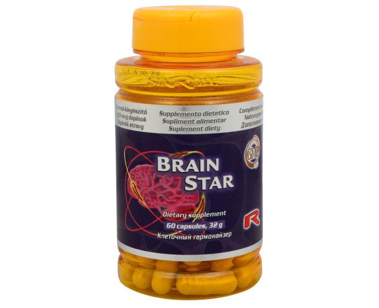 Starlife BRAIN STAR 60 kapslí