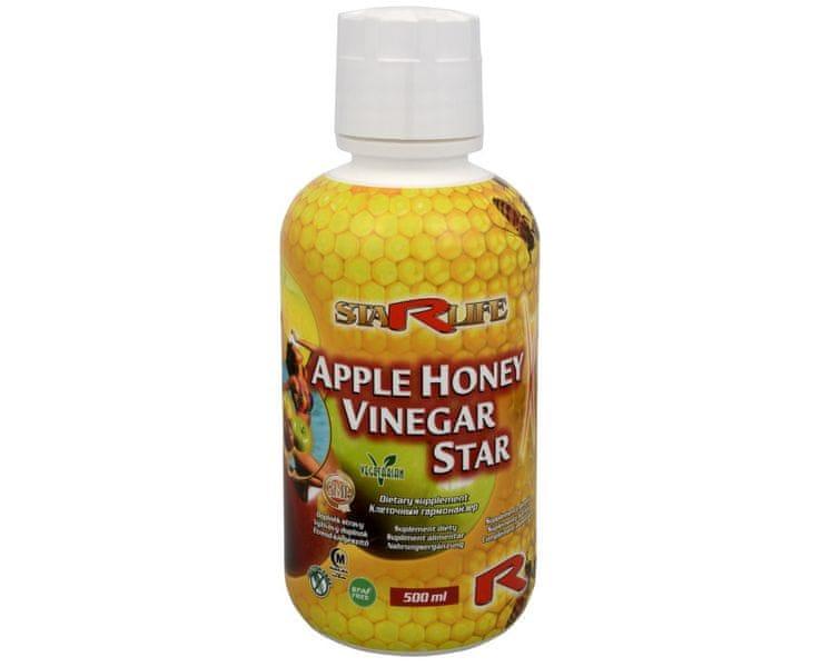 Starlife APPLE HONEY VINEGAR STAR 500 ml