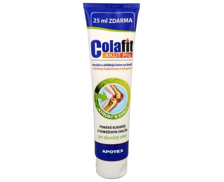 APOTEX Colafit krém Akut Pro 150 ml + 25 ml ZDARMA