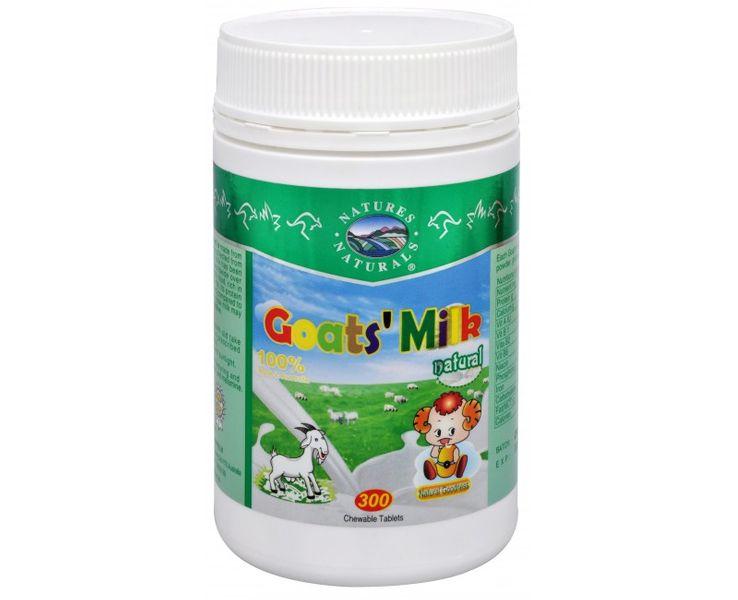 Australian Remedy Goat´s Milk (kozí mléko v tabletách) 300 tbl.