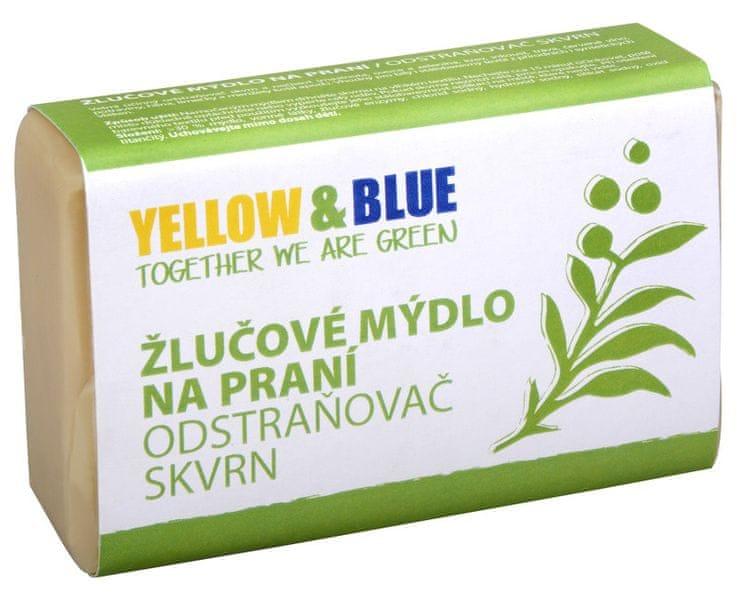 Yellow & Blue Žlučové mýdlo 140 g