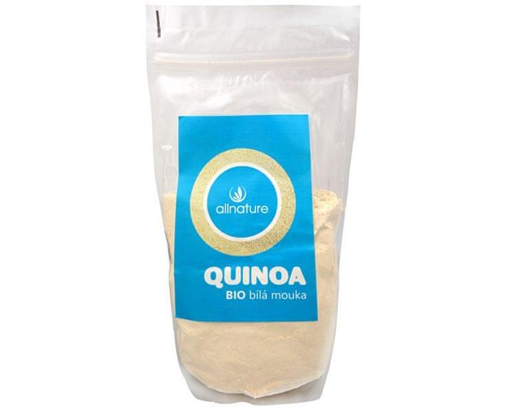 Allnature BIO Quinoa bílá mouka 200 g