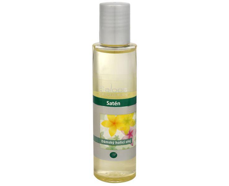 Saloos Satén - dámský holicí olej 125 ml