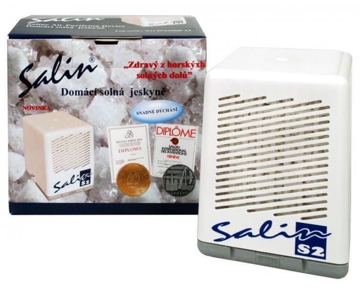 Salin Salin S2 solný přístroj pro čistění vzduchu