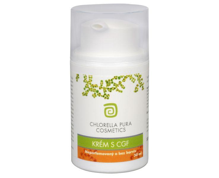 Chlorella Centrum Regenerační krém s CGF pro každodenní péči 50 ml