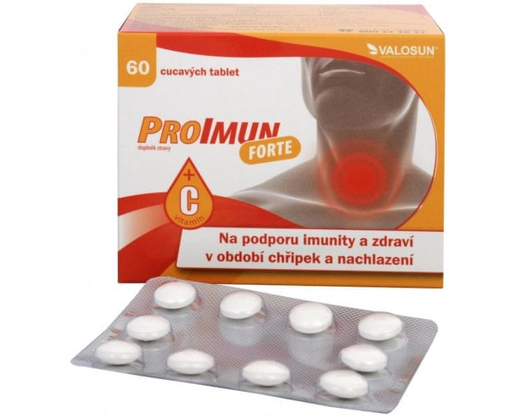 VALOSUN ProIMUN Forte 60 tbl.