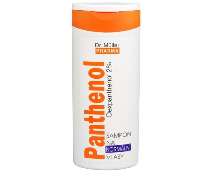Dr. Müller Panthenol šampon pro normální vlasy 250 ml