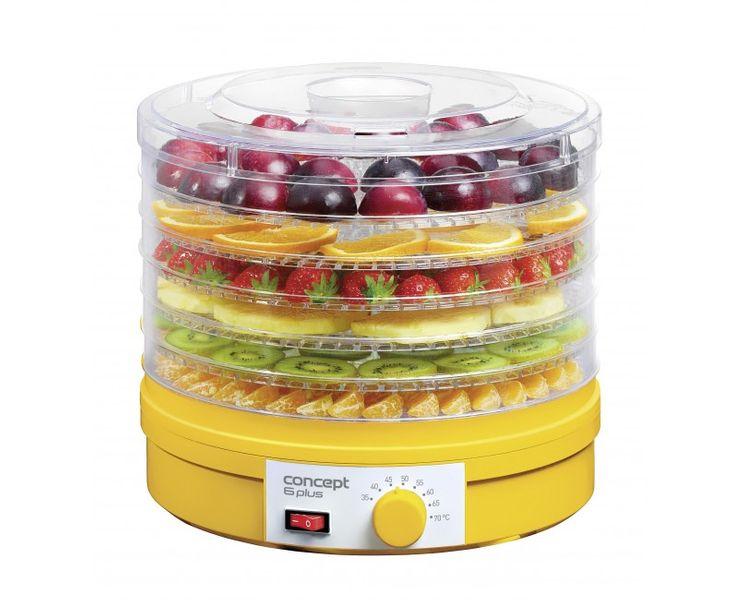 Concept Sušička ovoce 6 plus SO-1015