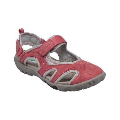 SANTÉ Zdravotní obuv dámská MDA/200541 červená (Velikost vel. 41)