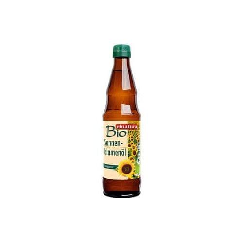 Rinatura Slunečnicový olej za studená lisovaný BIO 500ml
