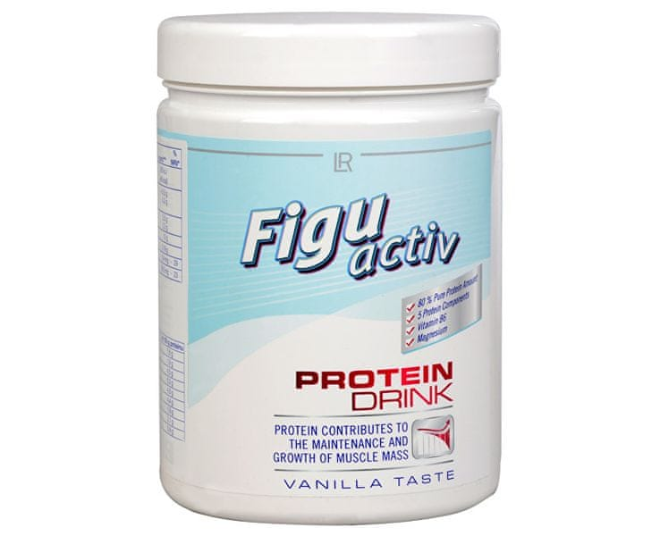 LR Health & Beauty Figuactiv proteinový nápoj 375 g