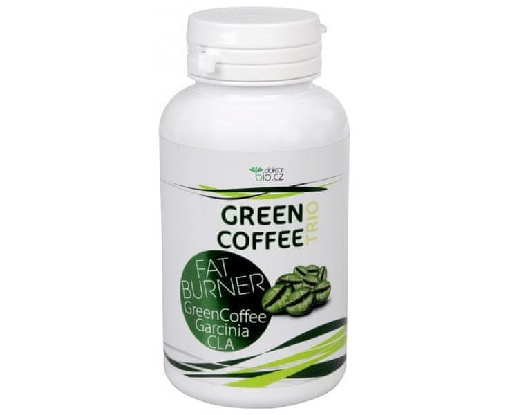 DoktorBio Green Coffee Trio 90 kapslí