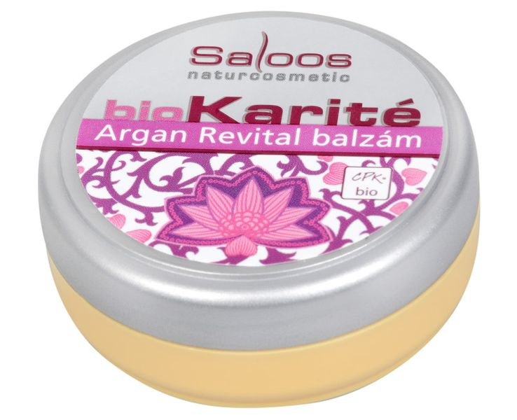 Saloos Bio Karité Argan Revital 19 ml