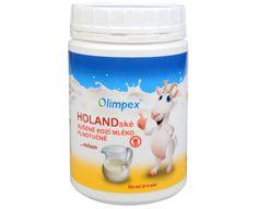 Olimpex Holandské sušené kozí mléko 240 g