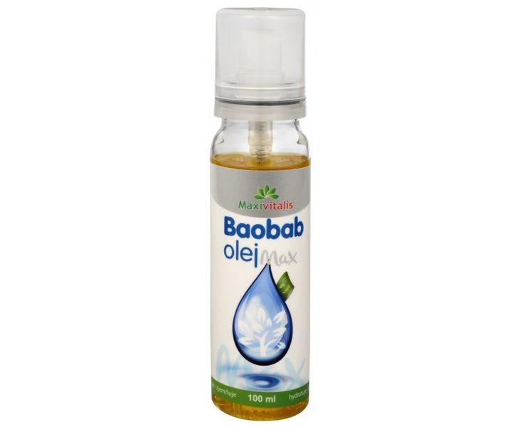 Maxivitalis BIO Baobab olej Max 100 ml