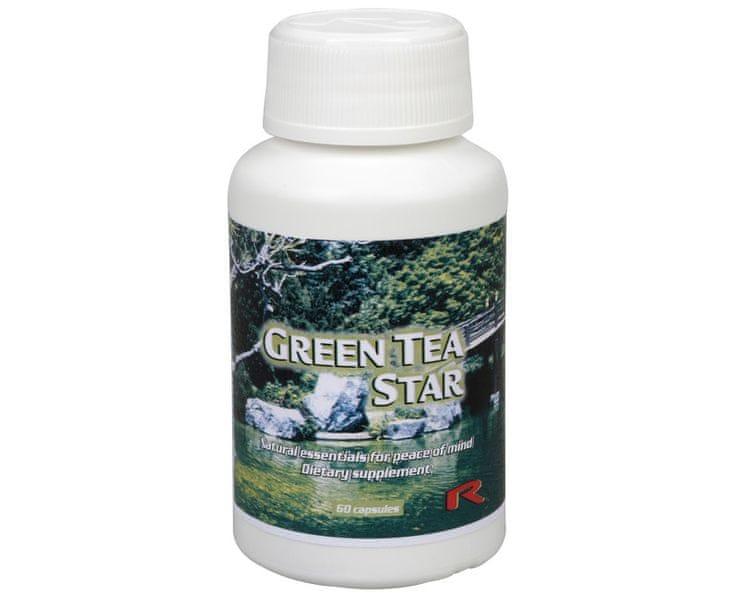 Starlife GREEN TEA STAR 60 kapslí
