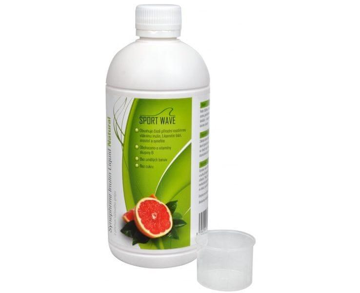 Survival Synephrine Inulin Liquid Natural s příchutí růžového grepu 500 ml