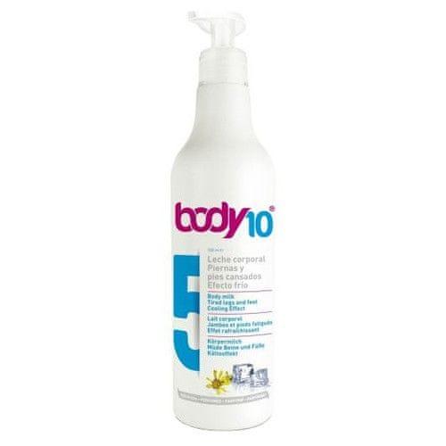 Diet Esthetic Tělové mléko na unavené nohy a chodidla s chladivým účinkem Body 10 (Body Milk Tired Legs and Feet C