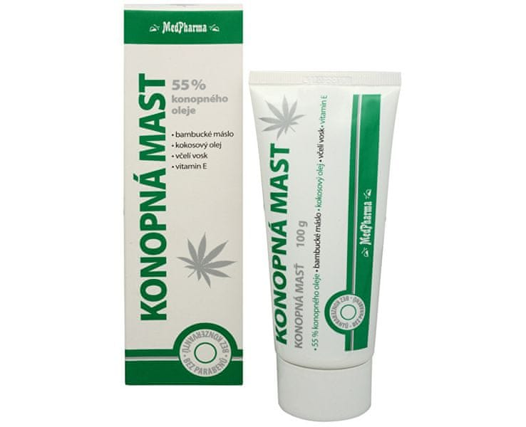 MedPharma Konopná mast 100 g