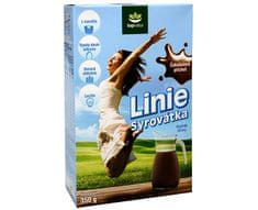Topnatur Sušená syrovátka LINIE čokoláda 350 g