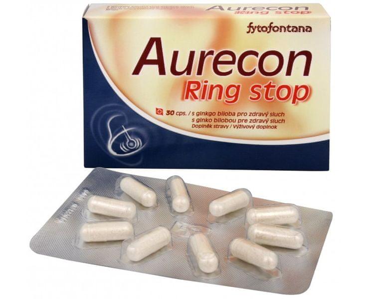 Herb Pharma Aurecon Ring stop 30 kapslí