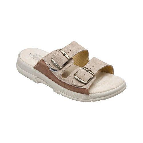 SANTÉ Zdravotní obuv pánská N/517/36/28/47/SP béžová (Velikost vel. 47)