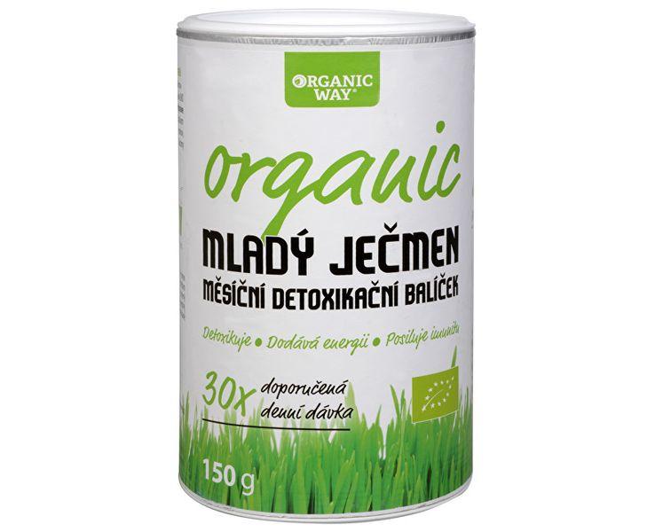 Organic way BIO Mladý ječmen smoothie Organic way 150 g