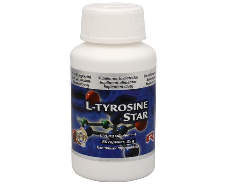 Starlife L-TYROSINE STAR 60 kapslí