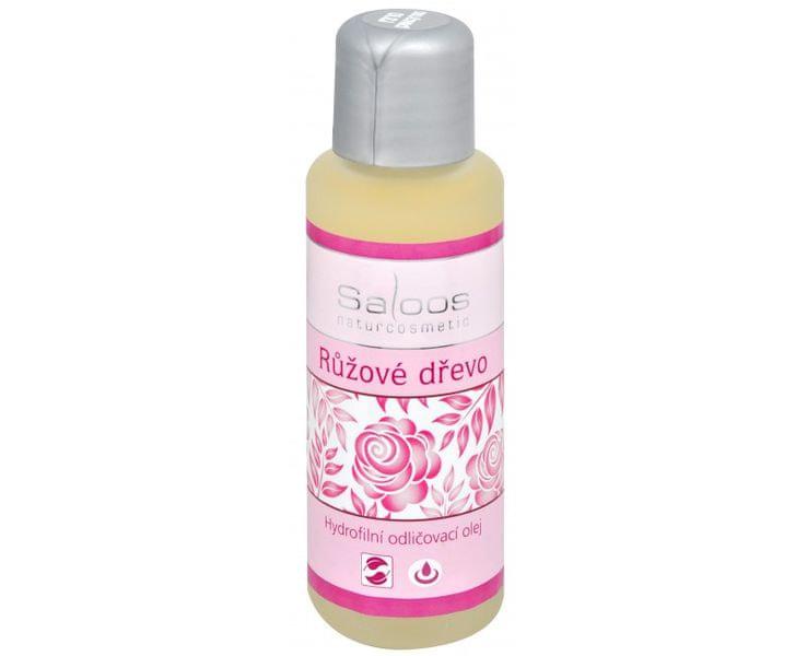 Saloos Hydrofilní odličovací olej - Růžové dřevo 50 ml