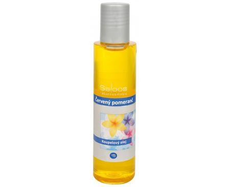 Saloos Koupelový olej - Červený pomeranč (Objem 125 ml)