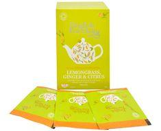 English Tea Shop Čaj Citrónová tráva, zázvor & citrusy 20 sáčků