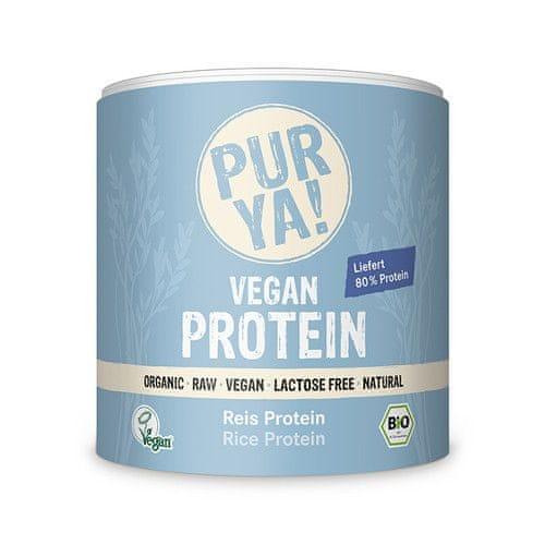 PUR YA! BIO Rýžový protein pro vegany 250 g