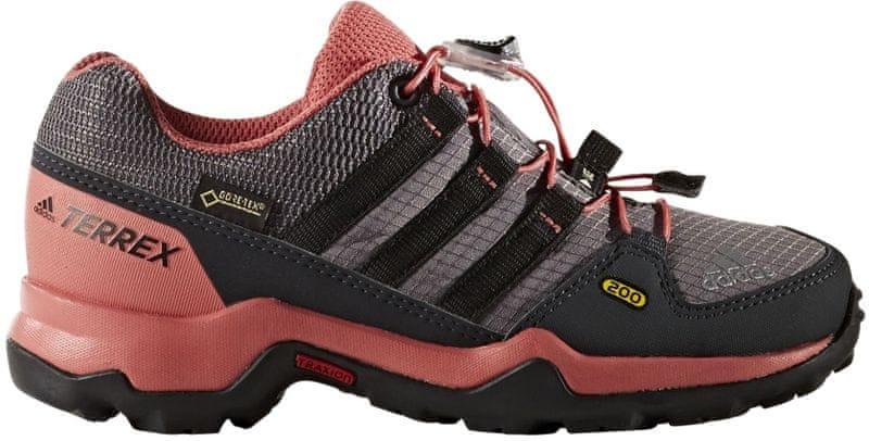 Adidas Terrex Gtx K TRace Grey /Core Black/Tactile Pink 35.5