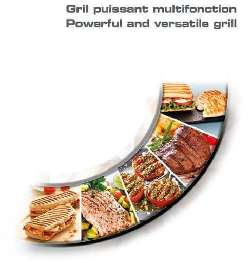 Tefal grill elektryczny GC241D38 Panini Grill