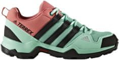Adidas Buty Terrex Ax2R K Easy Green /Core Black/Tactile Pink