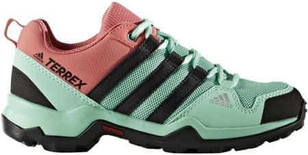 Adidas športni copati Terrex Ax2R, rdeči/zeleni, 35.5