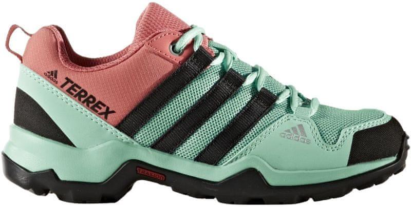 Adidas Terrex Ax2R K Easy Green /Core Black/Tactile Pink 37.3