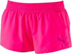Puma ženske kratke hlače Active, roza