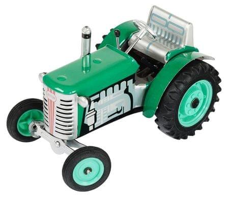 KOVAP Traktor Zetor zelený na kľúčik