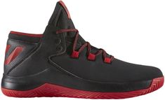 Adidas D Rose Menace 2 Férfi kosárlabda cipő, Fekete