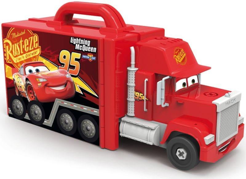 Smoby Cars 3 Mack Truck simulátor