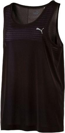 Puma ženska majica evoKNIT, črna, M