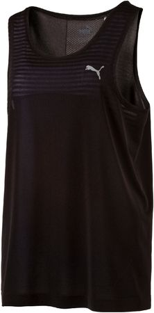 Puma ženska majica evoKNIT, črna, S