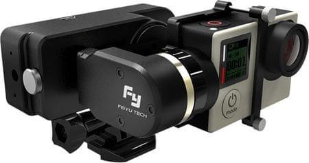 Feiyu Tech WG Mini stabilizátor pro akční kamery - rozbaleno
